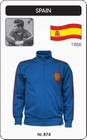 SPANIEN RETRO FUSSBALLJACKE - Kleid - Trikots - Jacken
