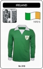 IRLAND RETRO TRIKOT - Kleid - Trikots - Pullover