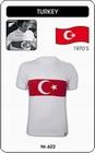 TÜRKEI RETRO  TRIKOT - Shirts - Trikots - 70er Jahre