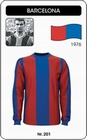 BARCELONA - 1976 - TRIKOT - Kleid - Trikots - Pullover