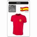 SPANIEN RETRO TRIKOT ROT - Shirts - Trikots - 70er Jahre