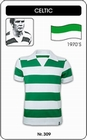 CELTIC GLASGOW - TRIKOT - Shirts - Trikots - 70er Jahre
