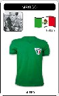 MEXIKO - MEXICO - TRIKOT - Shirts - Trikots - 60er Jahre