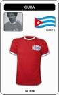 KUBA RETRO TRIKOT - Shirts - Trikots - 80er Jahre