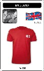 ENGLAND - TRIKOT - Shirts - Trikots - 70er Jahre
