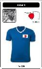 JAPAN RETRO TRIKOT KURZARM - Shirts - Trikots - 80er Jahre