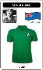 NEUSEELAND - NEW ZEALAND - WORLD CUP 1982 - TRIKOT