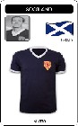 SCHOTTLAND - SCOTLAND - TRIKOT - Shirts - Trikots - 60er Jahre