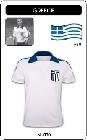 GRIECHENLAND RETRO TRIKOT 1988 - Shirts - Trikots - 80er Jahre