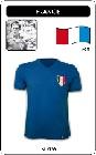 FRANKREICH RETRO TRIKOT - Shirts - Trikots - 60er Jahre