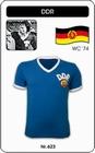 DDR RETRO TRIKOT 1974 - Shirts - Trikots - 70er Jahre