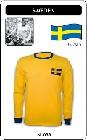 SCHWEDEN - SWEDEN - SVERIGE - TRIKOT - Kleid - Trikots - Pullover