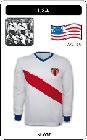 USA RETRO TRIKOT WELTMEISTERSCHAFT 1950 - Kleid - Trikots - Pullover