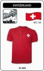 SCHWEIZ RETRO TRIKOT 1954 - Shirts - Trikots - 60er Jahre