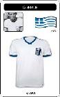 GRIECHENLAND RETRO TRIKOT 1980 - Shirts - Trikots - 80er Jahre