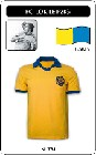 1. FC LOK LEIPZIG - RETRO TRIKOT