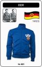 DDR RETRO FUSSBALLJACKE - Kleid - Trikots - Jacken
