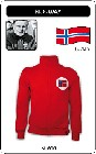 NORWEGEN - NORWAY - JACKE - Kleid - Trikots - Jacken