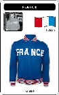 FRANKREICH - FRANCE - JACKE - Kleid - Trikots - Jacken