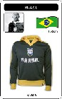 BRASILIEN - BRAZIL - JACKE - Kleid - Trikots - Jacken