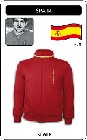 SPANIEN RETRO TRAININGSJACKE - Kleid - Trikots - Jacken