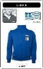 GRIECHENLAND - GREECE - RETRO JACKE - Kleid - Trikots - Jacken