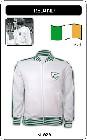 IRLAND RETRO FUSSBALL JACKE - Kleid - Trikots - Jacken