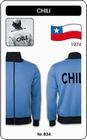 CHILE RETRO TRAININGSJACKE - Kleid - Trikots - Jacken