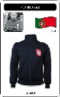 PORTUGAL RETRO TRAININGSJACKE - Kleid - Trikots - Jacken