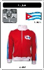 KUBA JACKE RETRO TRAININGSJACKE - Kleid - Trikots - Jacken