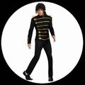 MICHAEL JACKSON KOSTM - MILITARY JACKE DELUXE - Kostueme - Stars und Sternchen