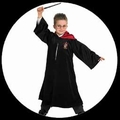 HARRY POTTER  KINDER KOSTM DELUXE - SCHULUNIFORM - Kostueme - Harry Potter