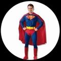SUPERMAN KOSTÜM ERWACHSENE - Kostueme - Superheroes