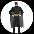 BATMAN KOSTÜM DARK KNIGHT RISES - 3D MUSKELPANZER DELUXE - Kostueme - Superheroes