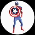 CAPTAIN AMERICA MORPHSUIT - DIGITALES KOSTÜM - Kostueme - Superheroes
