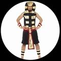 PHARAO KOSTÜM - ÄGYPTER KOSTÜM - Kostueme - Diverse