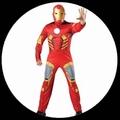 PREMIUM IRON MAN KOSTÜM ERWACHSENE - Kostueme - Superheroes