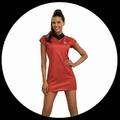 STAR TREK KOSTÜM - LIEUTENANT UHURA KLEID - Kostueme - Star Trek - Classic