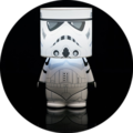 STAR WARS STORMTROOPER LOOK-ALITE - LAMPE