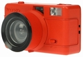 LOMOGRAPHY FISHEYE KAMERA - ROT
