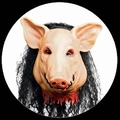 ORIGINAL SAW PIG MASKE - Masks - Horror