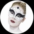 BLACK SWAN MASKE - Masks - Diverse