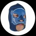 LUCHA LIBRE MASKE - BLUE PANTHER - Masks - Lucha Libre