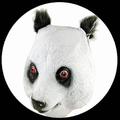 PANDA MASKE ERWACHSENE - Masks - Tiermasken