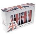 SCHNAPSGLAS 4ER PACK - UNION JACK - Merchandise - Gläser