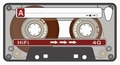 KASSETTE  - TAPE IPHONE 4 COVER - Merchandise - iPhone4 Covers