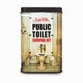 PUBLIC TOILET SURVIAL KIT - LEBENSRETTER FÜR DAS ÖFFENTLICHE WC - Coolstuff - Household - Accoutrements