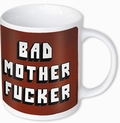 PULP FICTION TASSE BAD MOTHER F*CKER