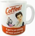 TASSE - COFFEE! - Merchandise - Tassen - Humor