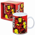 IRON MAN TASSE MARVEL - Merchandise - Tassen - Superhelden